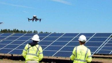 Manfaat Drone untuk Instalasi Listrik Tenaga Surya