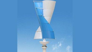 Turbin angin vertikal