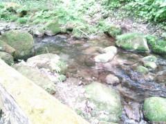 檜枝岐の渓流