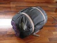 mont-bell SUPER BURROW BAG #1