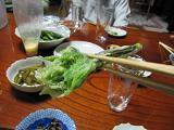 コシアブラの天ぷら