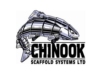 Chinook Scaffold Award Winner 2020