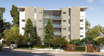 Queensland apartment builder won this Windsor project