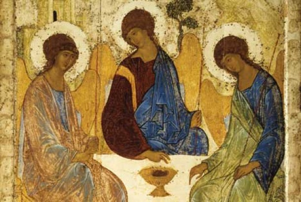 trinity icon angels