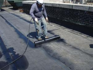 Bitumen Roof Waterproofing service in chandigarh