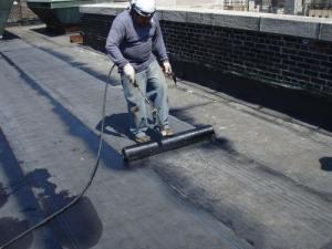 Bitumen Roof Waterproofing service in chandigarh
