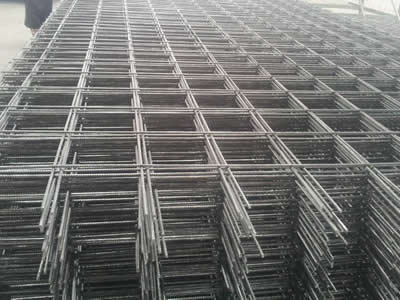 Reinforcing Mesh Galvanized Wire Black Wire Anping County Puersen Hardware Wire Mesh