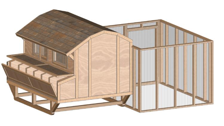 Chicken Barn