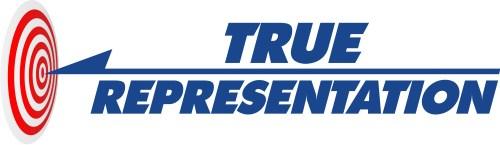 True Representation logo
