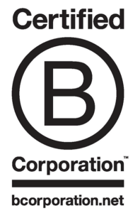 B Lab logo graphic