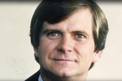 Former Republican National Committee Chair, Lee Atwater