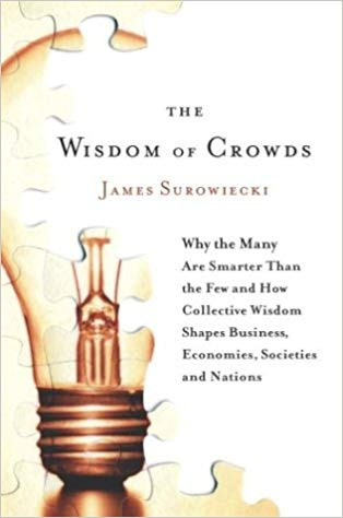 Wisdom of Crowds book