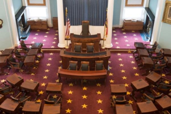 North Carolina Senate Chamber