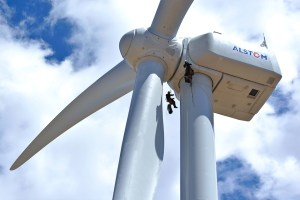 Civil Discourse: Texas wind turbine