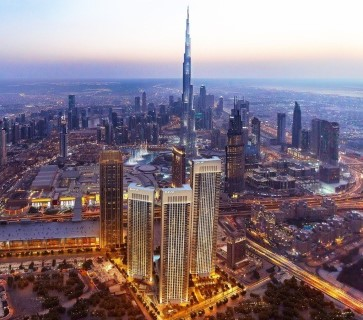 Downtown Views II - Dubai - Emaar