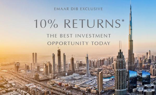 Emaar Dubai Islamic Bank offer