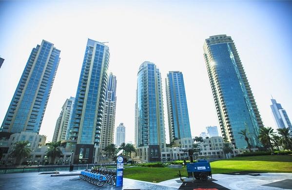 The Residences Downtown Dubai Emaar