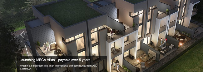 Akoya Play Mega Villas - Damac Dubai