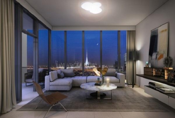 Downtown Views - Dubai - Apartment for Sale - Hall
