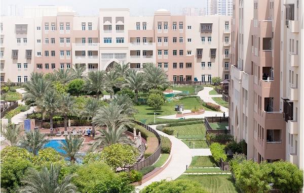 Masakin al Furjan - Dubai