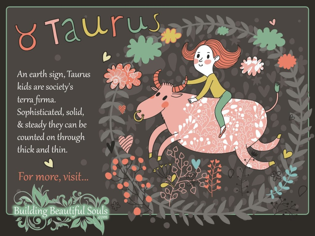 The Taurus Child Taurus Girl Amp Boy Traits Amp Personality