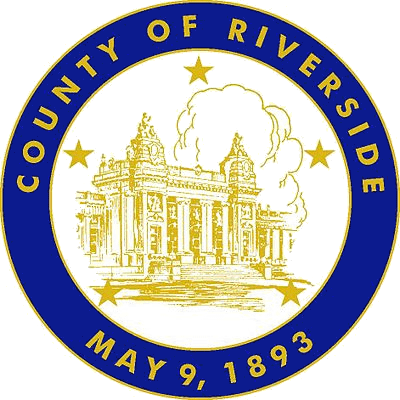 Seal For Riverside County California