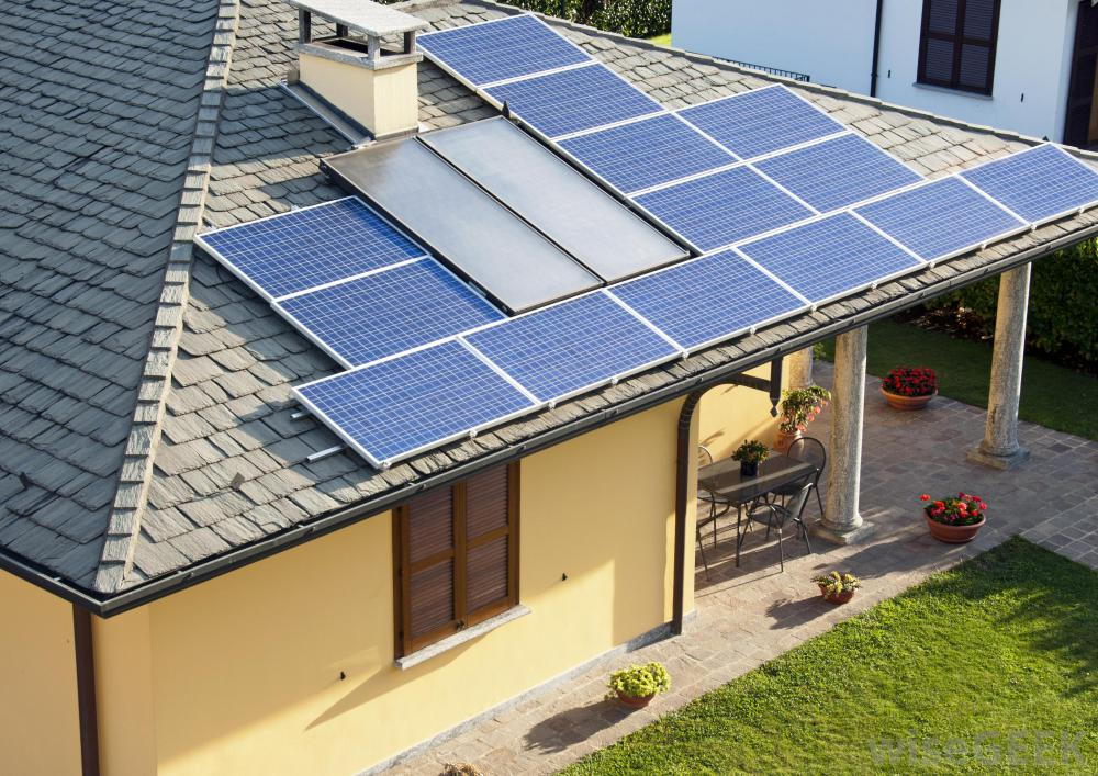 Sustainable building and how to adapt to climate change for How to use solar energy in your home