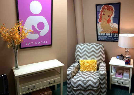 How to set up Lactation Rooms in Workplaces And Public Buildings