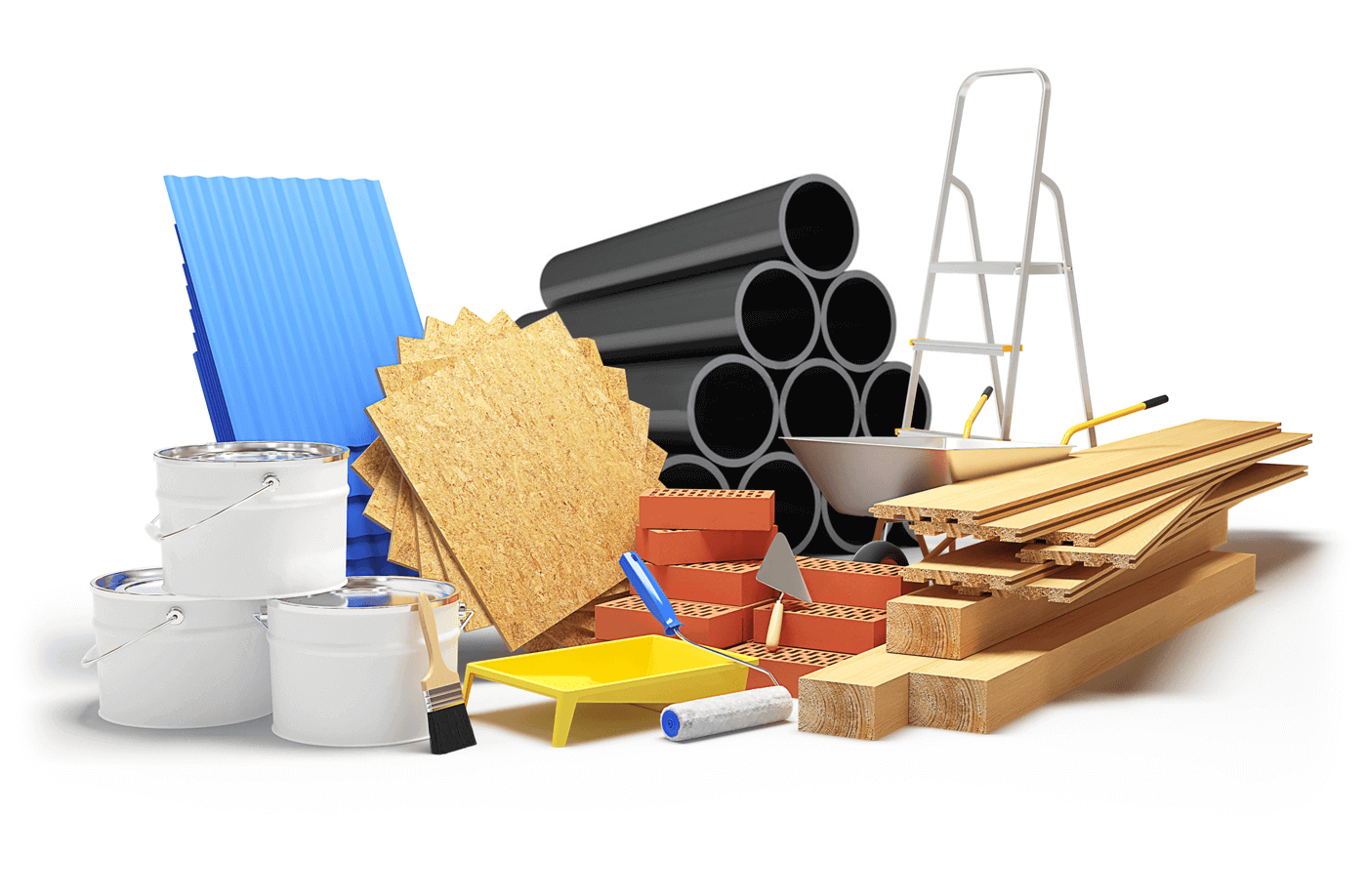 A Simple Guide to Buying  Quality Building Materials