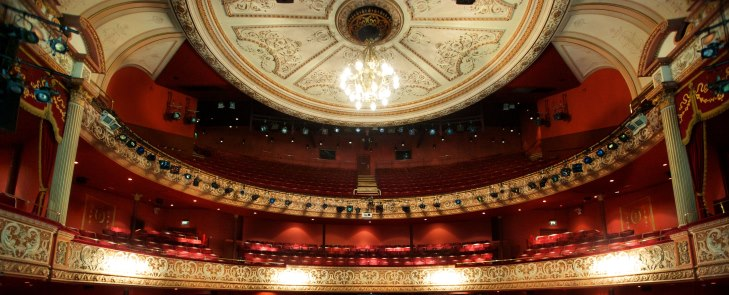 Image result for wolverhampton theatre ceiling