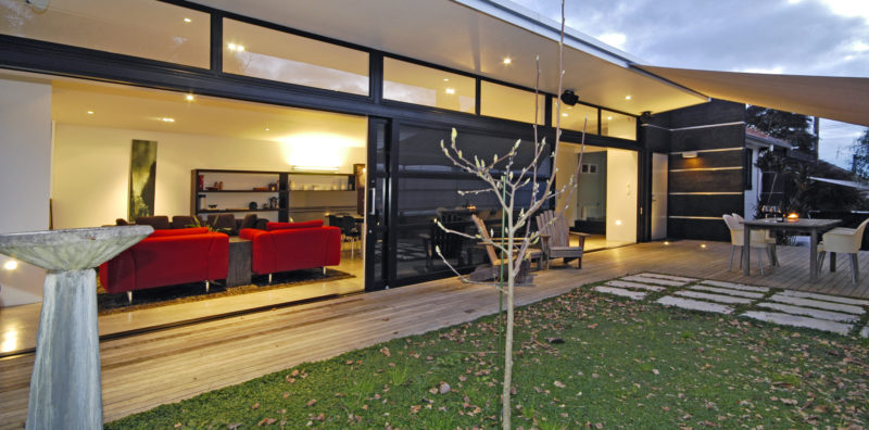 Winsomere House - architect Paul Somerford