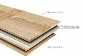 Enduro Premium 3 Layer Solid Wood | Buildinghub Inc