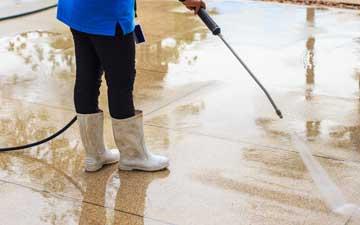 Pressure Washing Service in Orange County Commercial Janitorial Services