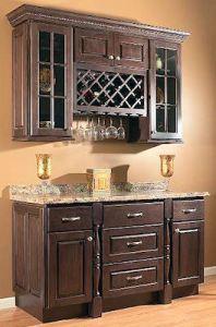 JSI Hanover kitchen cabinets all wood rta discount sale ...