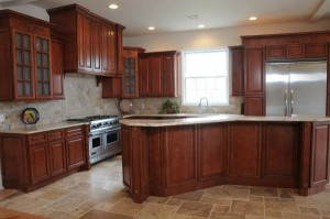 TSG Sienna Rope Kitchen Cabinets All wood no particleboard RTA Lancaster Elizabethtown PA