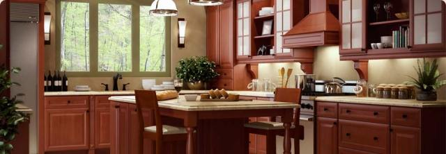 tsg forever mark k series cinnamon-glaze rts kitchen cabinets all wood discount