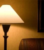 floor lamp image via Home Sweet Solutions