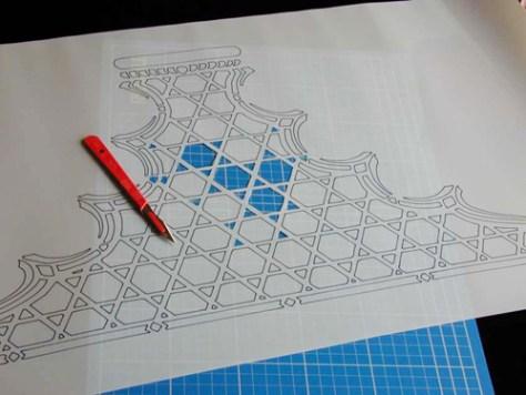 stencil designs :: Design Inspiration How to Cut a Stencil