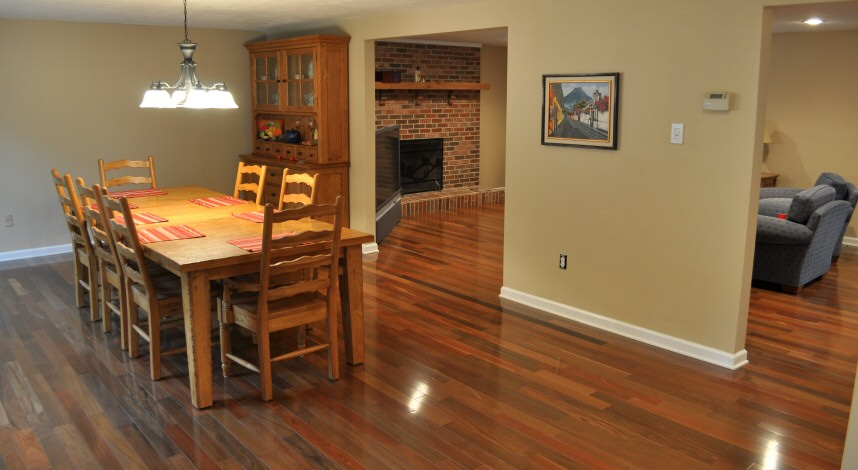 Is Hardwood Flooring Overrated Some Alternatives Building Moxie