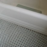 Standard tub detail
