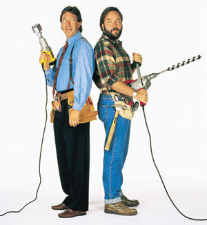 Tim the Toolman Taylor Home Improvement image via Hamtil Contstruction