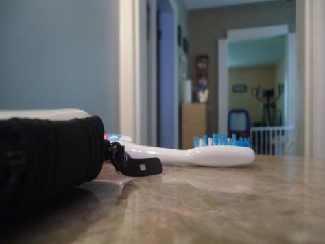 Camera Case Tooth Brush Missing Trim Rosettes