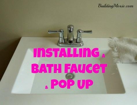 installing-bath-faucet-pop-up