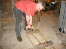 Lithium Ion Tool in Action