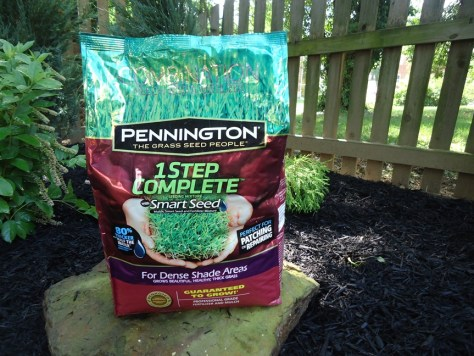 6.25 Pound Bag Pennington 1 Step Complete Shade Mix