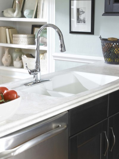 Perla Piazza Wilsonart HD Sink