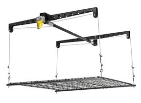 Racor cable mounted crank rack