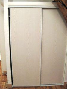White Pine ByPass Doors