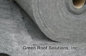 Moisture Mat greenroofsolution for Building a Green Wall