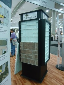 EnduraMax Wall Veneer System at the Remodeling Show